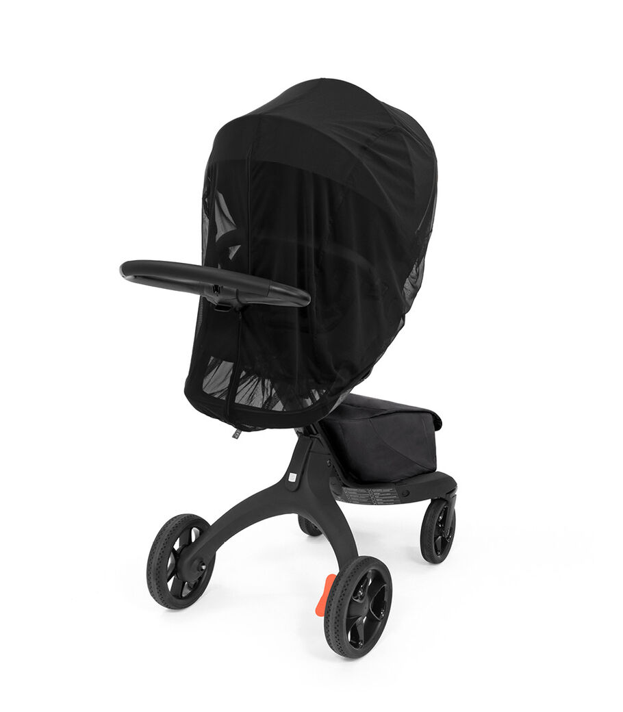 Stokke® Xplory® X Myggenet, Black, mainview view 8