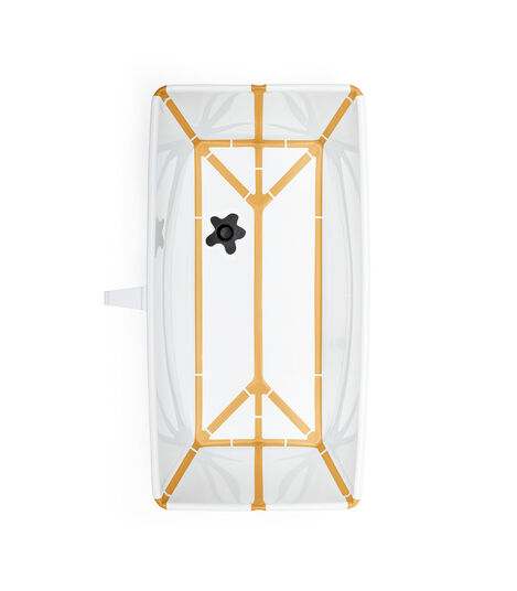 Stokke® Flexi Bath® White Yellow, Blanc Jaune, mainview view 5