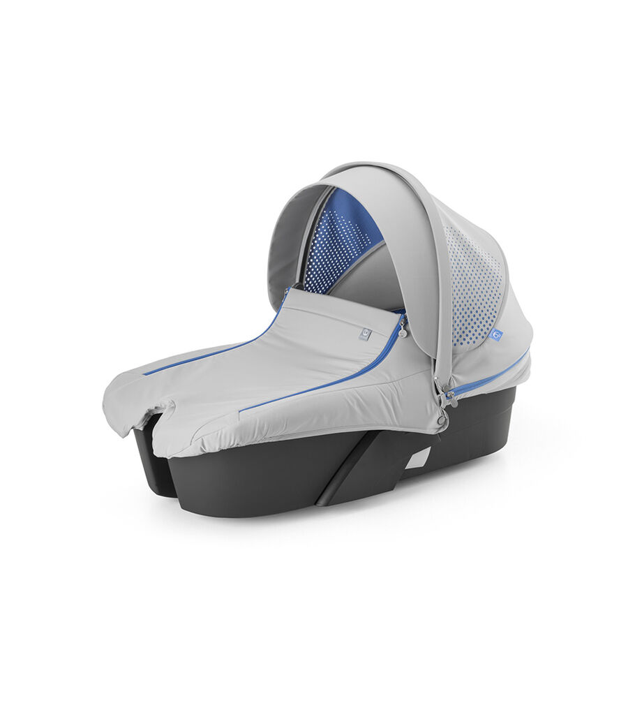 Stokkr® Xplory® Carry Cot. Athleisure Marina.