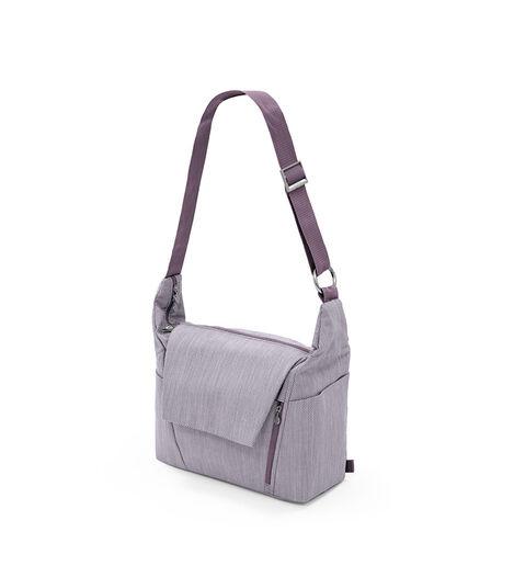Stokke® Stroller Changing Bag, Brushed Lilac view 3