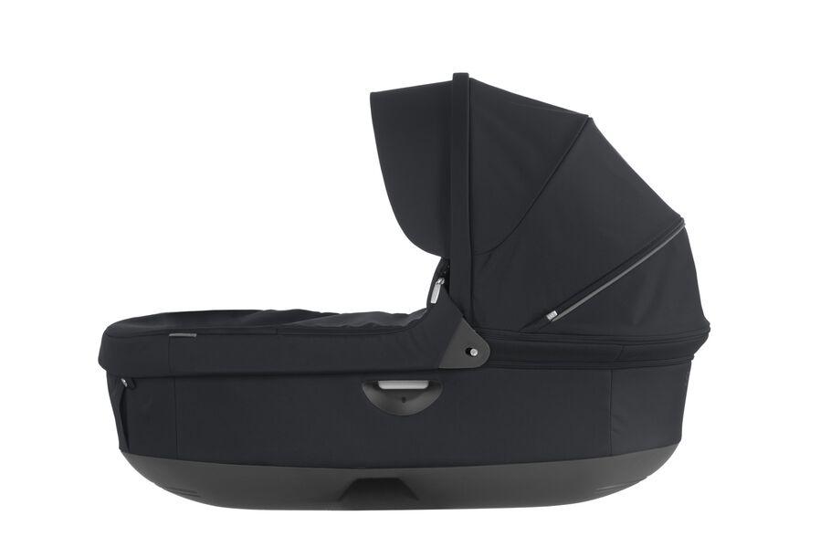 Stokke® Stroller Carry Cot, Dark Navy. For Stokke Crusi™ and Trailz™