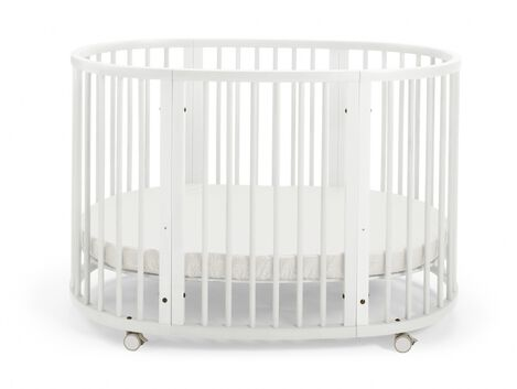 Stokke® Sleepi™ Bed, White.