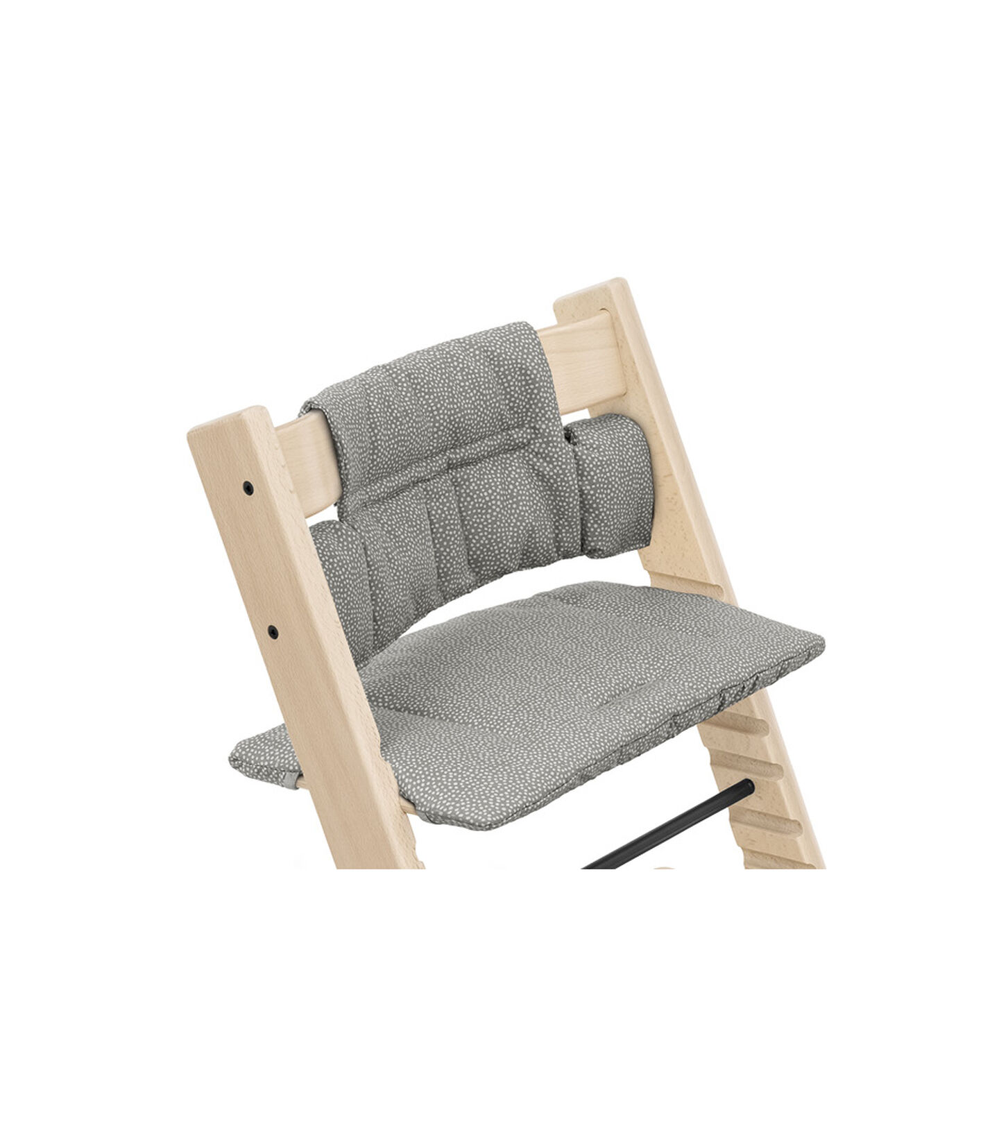 Tripp Trapp® Classic Cushion Dots Grey OCS, Dots Grey, mainview view 1