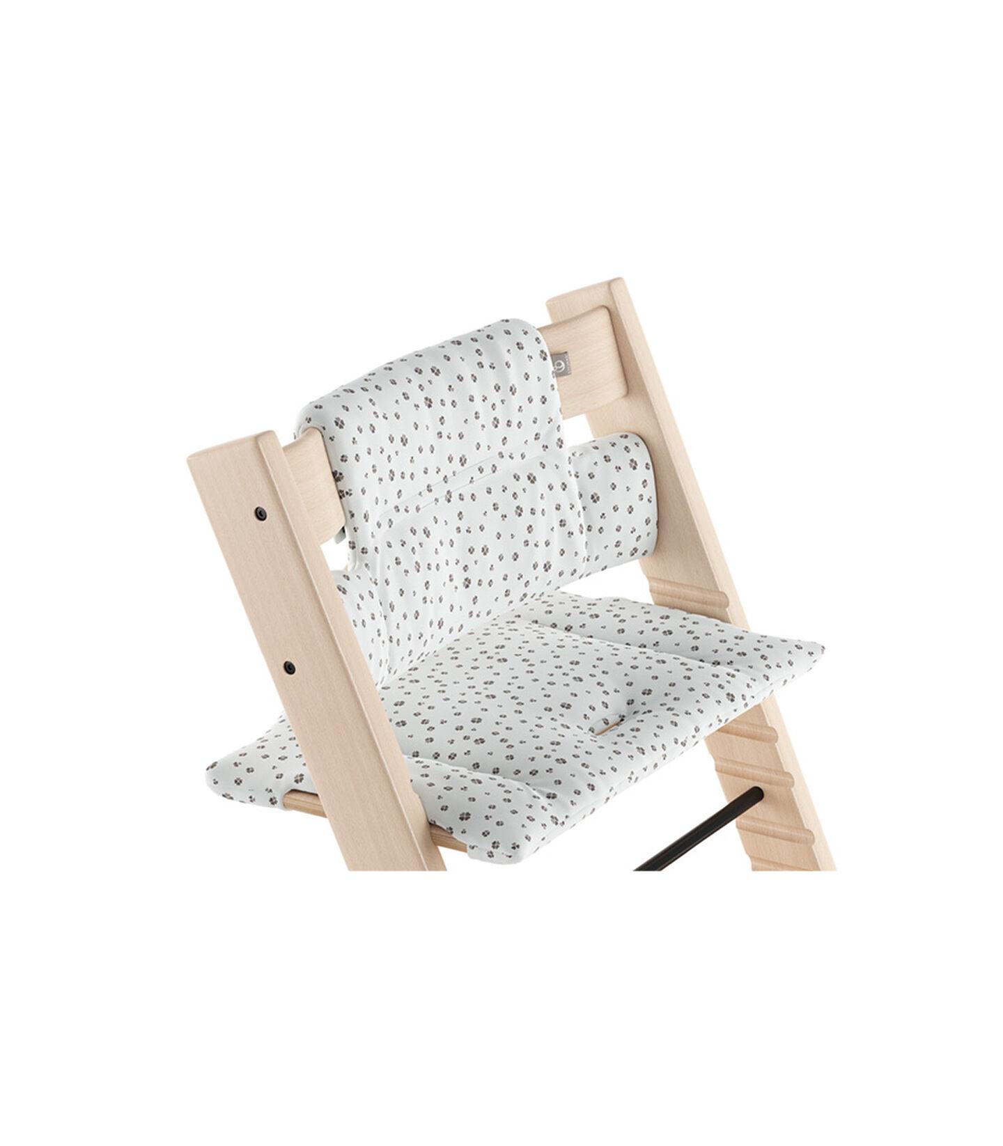 Tripp Trapp® Classic Cushion Lucky Grey OCS, Confetti grijs, mainview