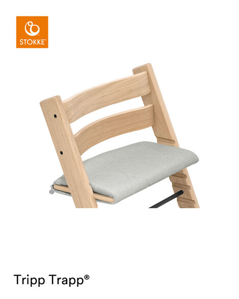 Tripp Trapp® Classic Cushion Nordic Grey, Nordic Grey, mainview view 8