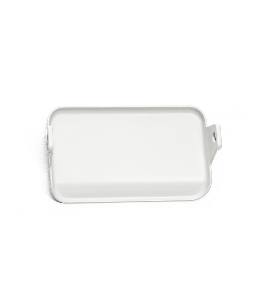 Stokke® Clikk™ Foot Plate in White. Available as Spare part.