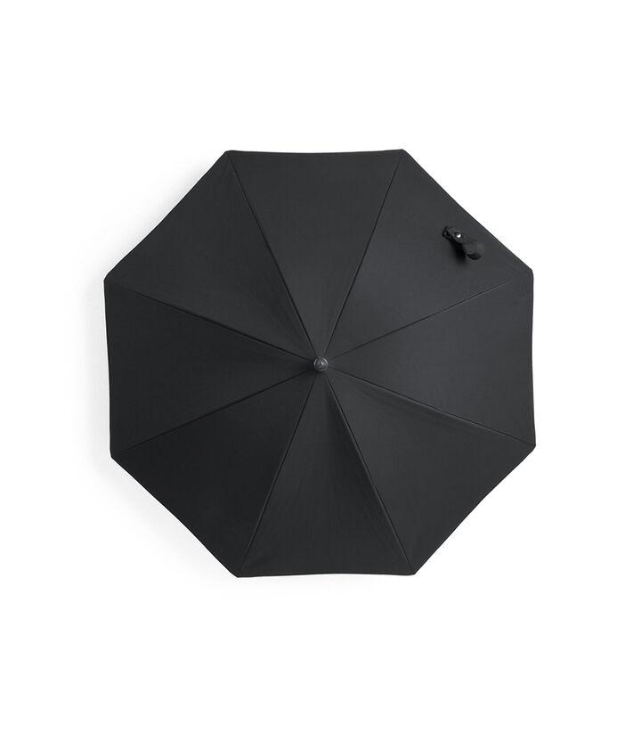 Stokke® Xplory® Black Parasol, Black, mainview view 1