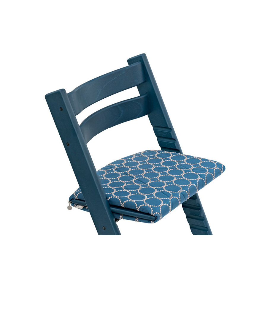 Mina Perhonen x Stokke® - Cushion Collection for Tripp Trapp®. Tambourine pattern.
