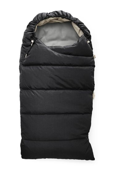 Stokke® Down Sleepingbag, Onyx Black.