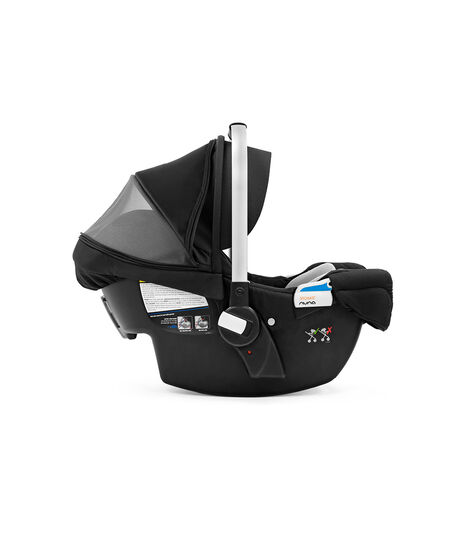 Stokke® PIPA™ by Nuna® Black Car Seat Black, Black, mainview view 3
