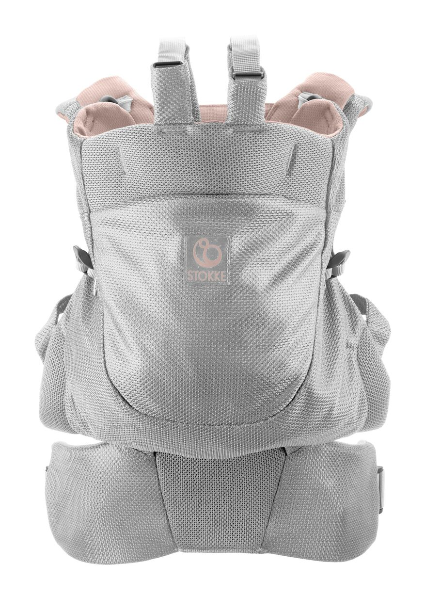 Stokke® MyCarrier™ Back Carrier Pink Mesh