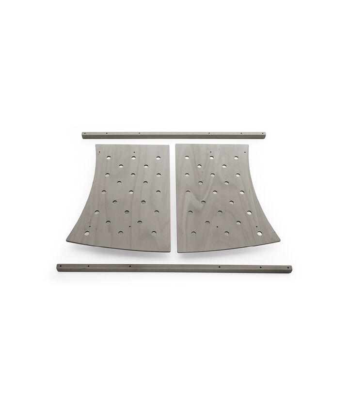 Stokke® Sleepi™ Junior Extension, Hazy Grey, mainview view 1