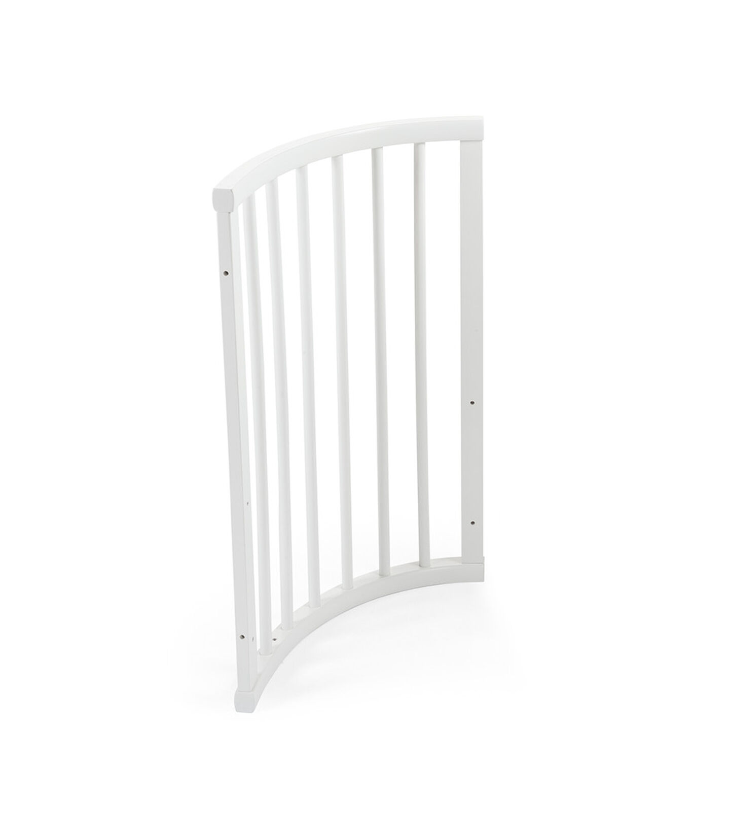 Stokke® Sleepi™ End section L Blanco, Blanco, mainview view 2