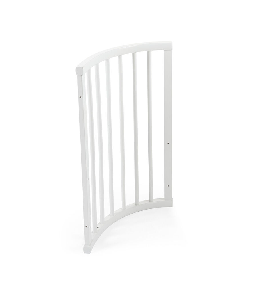 Stokke® Sleepi™ Ende Abschnitt Links, White, mainview view 21