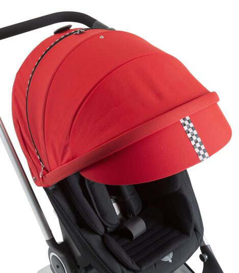 Stokke® Scoot™ with Style Kit Racing Red