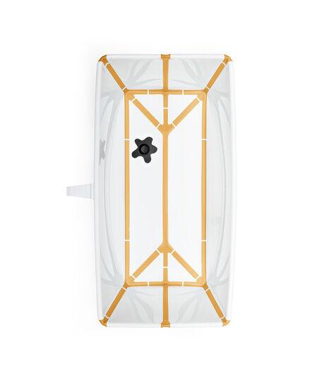 Stokke® Flexi Bath® White Yellow, Bianco Giallo, mainview view 5