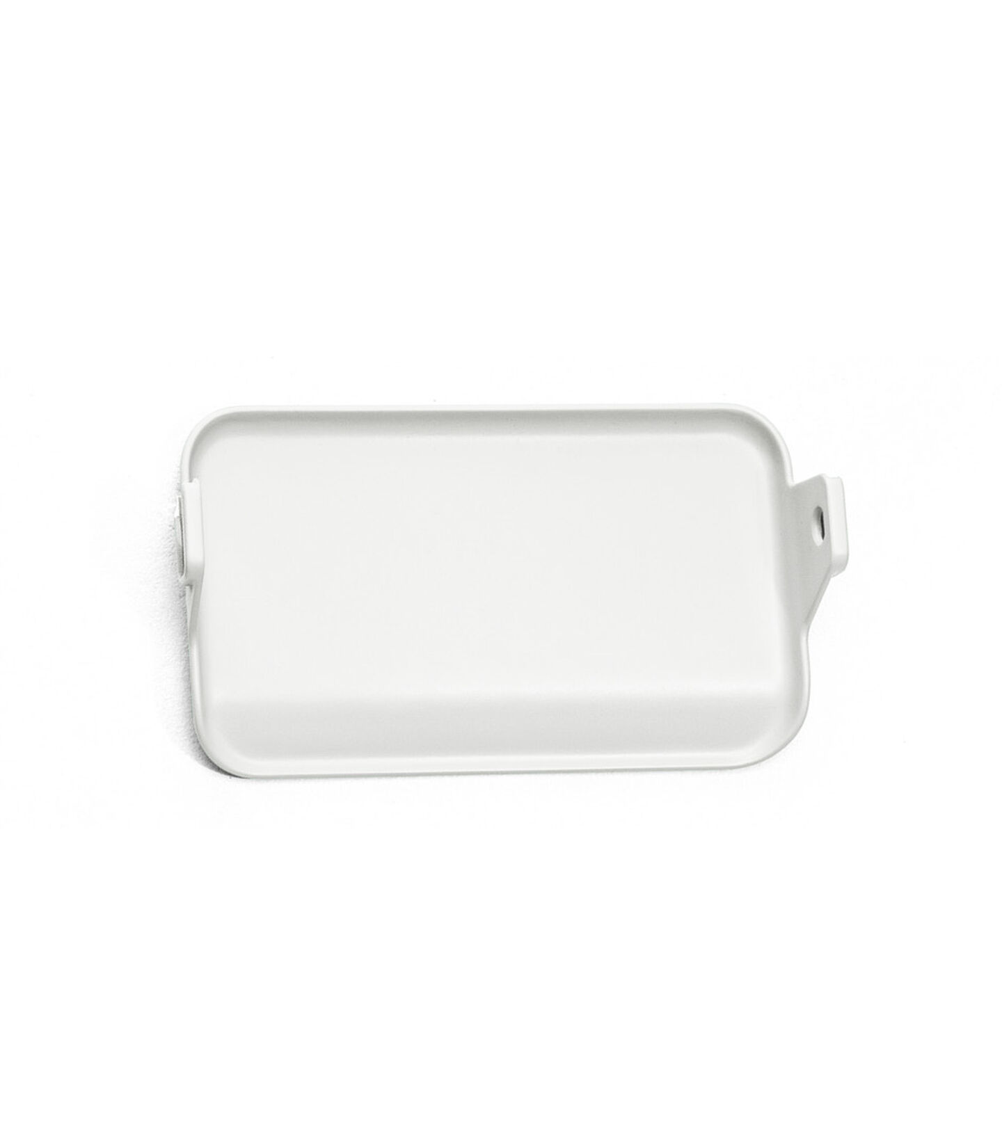 Stokke® Clikk™ Footrest White, White, mainview view 1