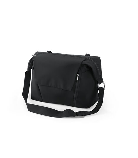 Stokke® Changing Bag Black, Black, mainview view 4