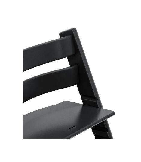 Tripp Trapp® Chair close up photo Black view 4