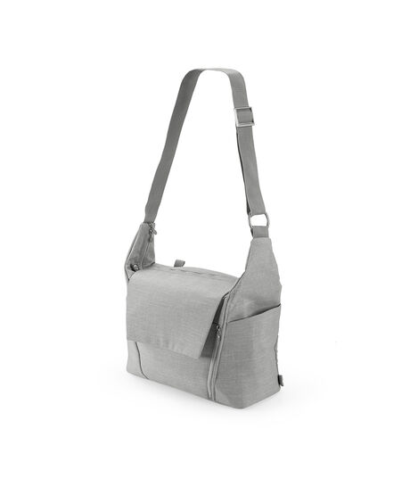 Stokke® Stroller Changing Bag, Grey Melange view 5