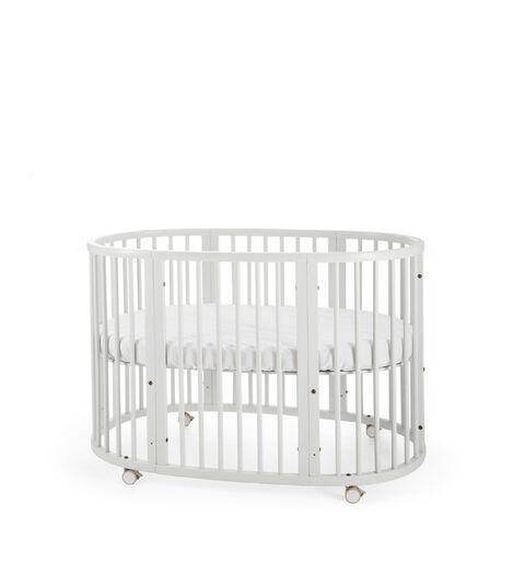 Stokke® Sleepi™ Bed Extension White, White, mainview view 4