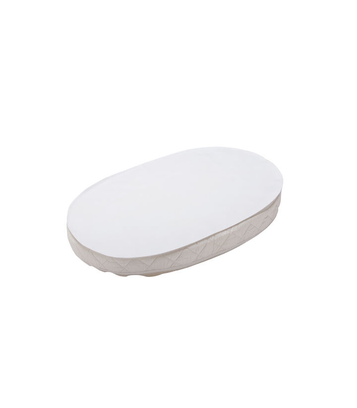 Stokke® Sleepi™ Mini Protection Sheet. White. view 1