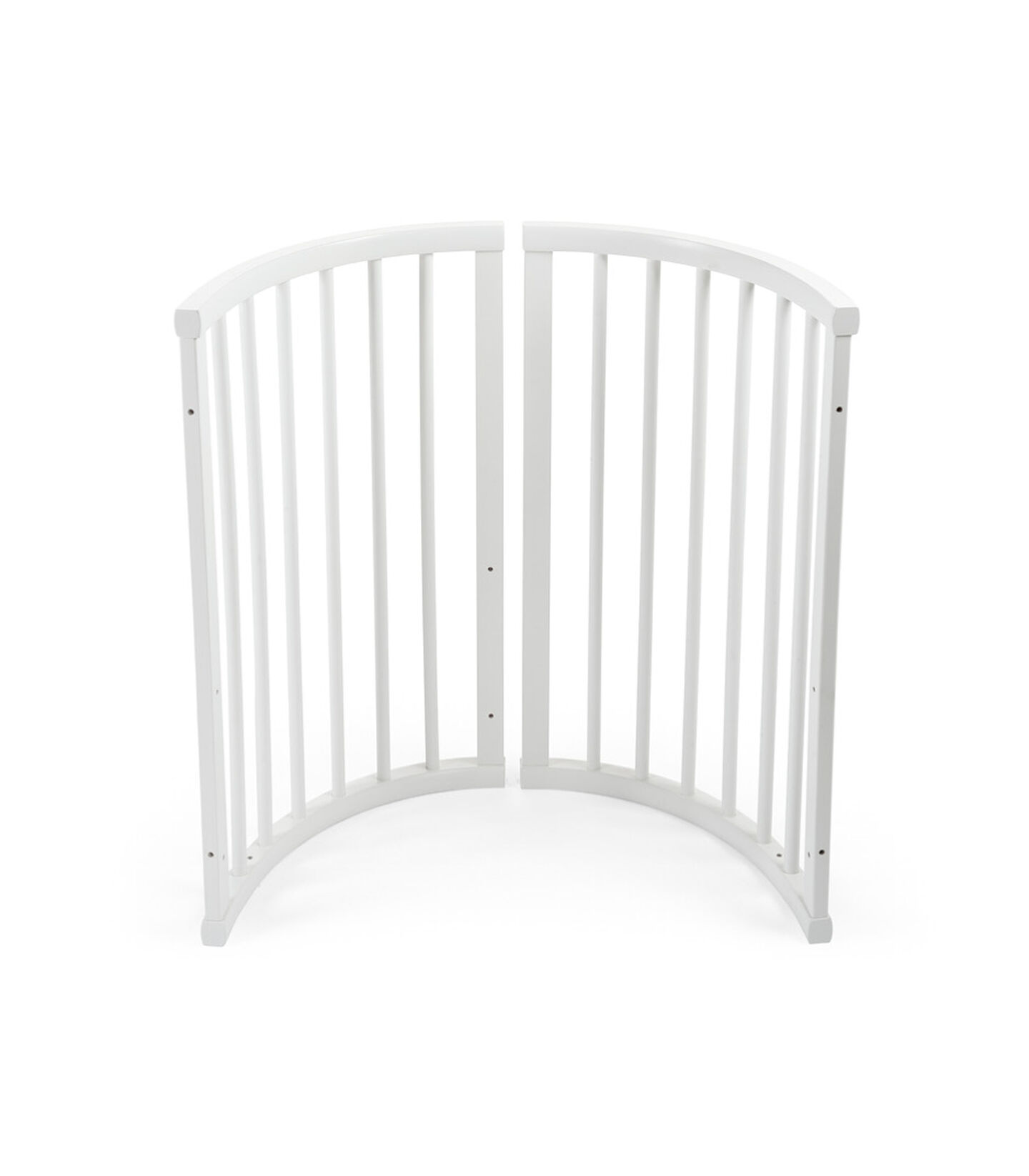 Stokke® Sleepi™ End section R Blanco, Blanco, mainview view 2