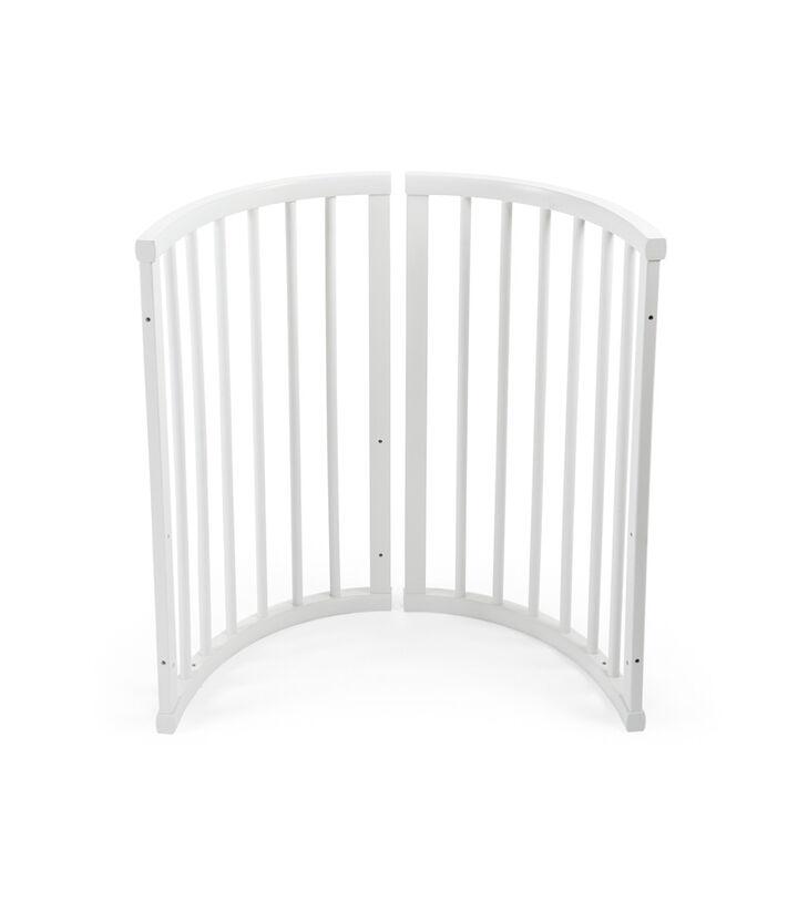 Stokke® Sleepi™ Endestykke højre, White, mainview view 1