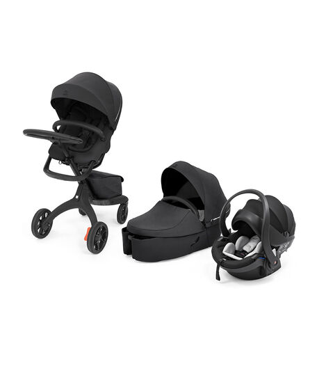 Stokke® Xplory® X Rich Black, Rich Black, mainview view 9