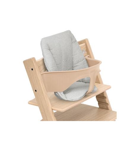 Tripp Trapp® babykudde Nordic Grey, Nordic Grey, mainview view 3