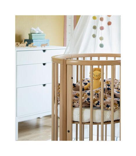 Stokke® Sleepi™ Mini - Łóżko mini Natural, Natural, mainview view 4