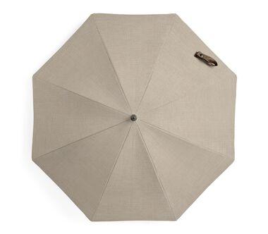 Stokke® Stroller Parasol, Beige Melange.