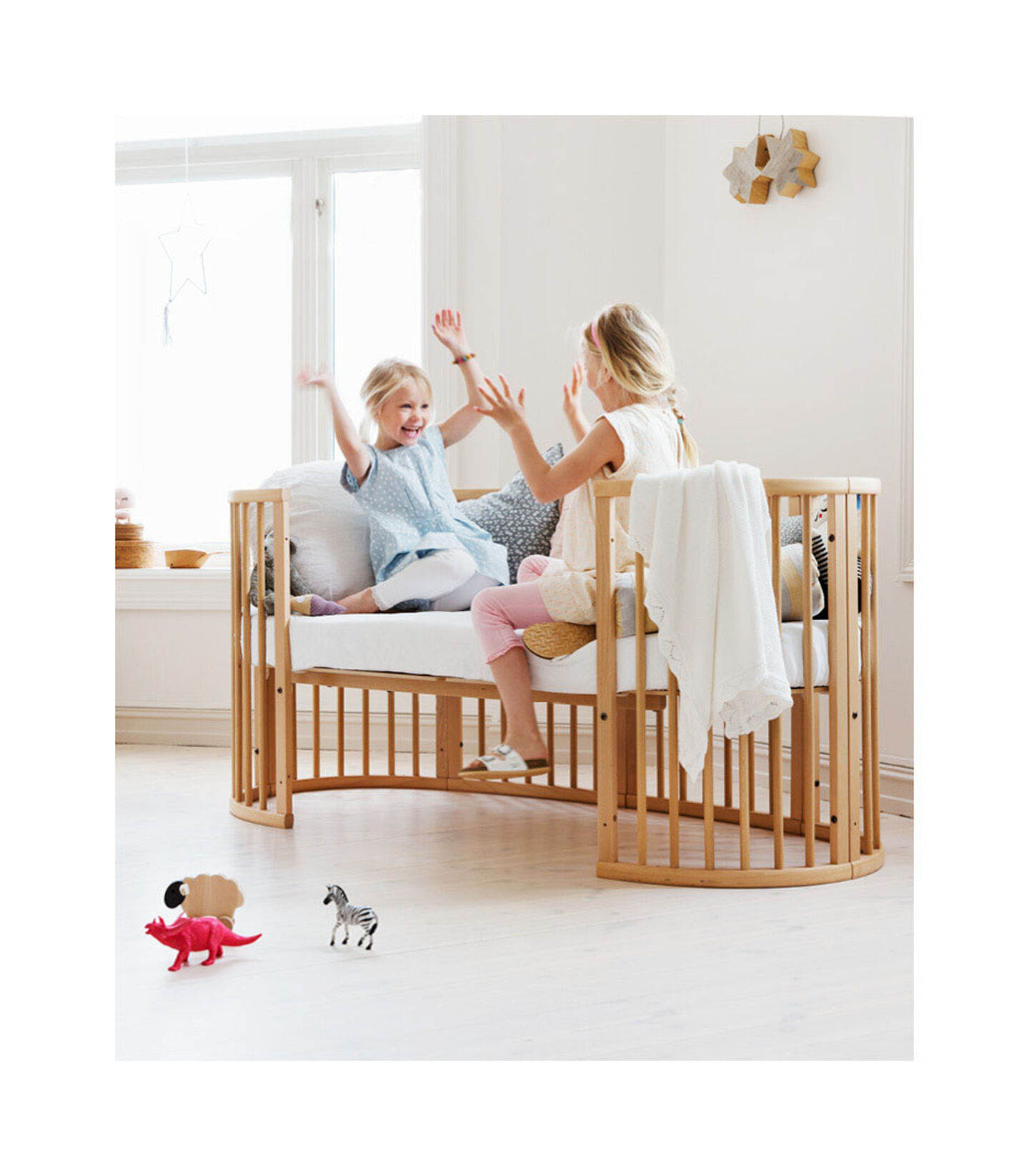 Stokke® Sleepi™ Letto Natural, Naturale, mainview view 5