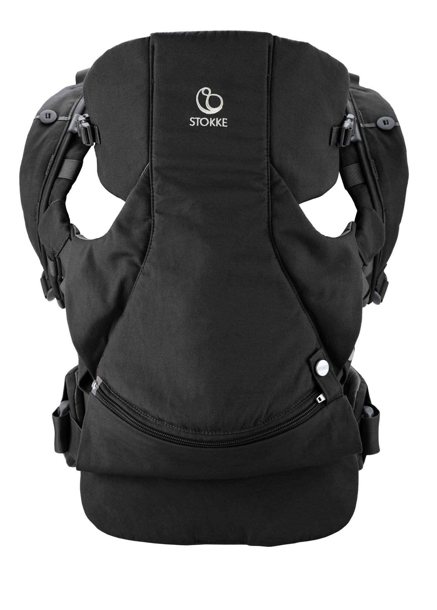Stokke® MyCarrier™ Front Carrier, Black.
