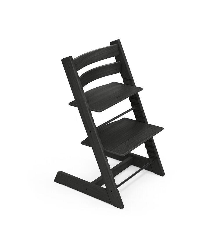 Tripp Trapp® stol, Oak Black, mainview view 1