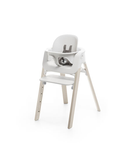 Stokke® Steps™ Baby Set White, Blanc, mainview view 3