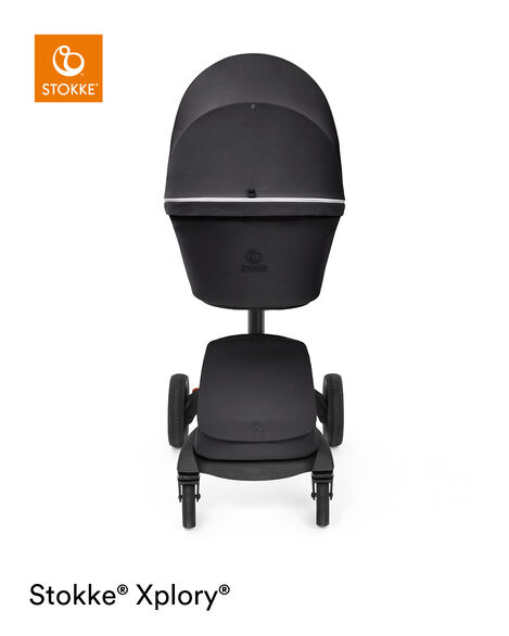 Stokke® Xplory® X Carry Cot Rich Black, Насыщенный черный, mainview view 8