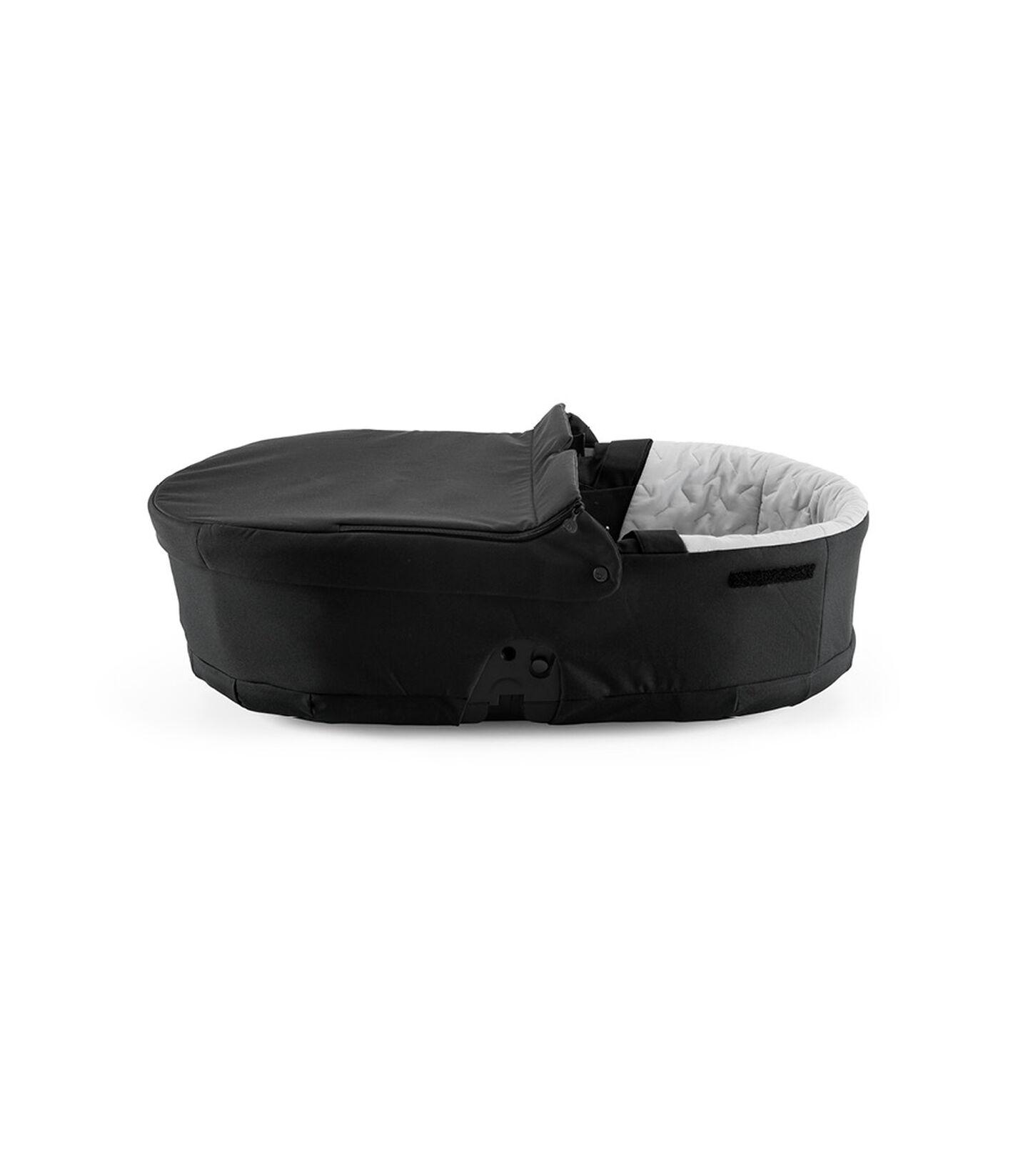 Stokke® Beat™ sparepart. Carry Cot Textile, Black.