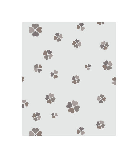 Tripp Trapp® Classic Cushion Lucky Grey. Pattern.