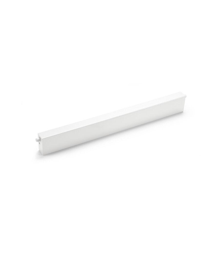 108607 Tripp Trapp Floorbrace White (Spare part).