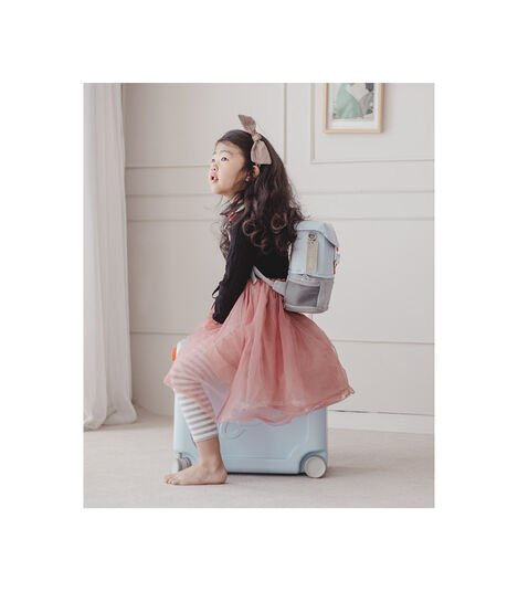 JetKids™ by Stokke® Crew BackPack and BedBox V3, Blue Sky view 3