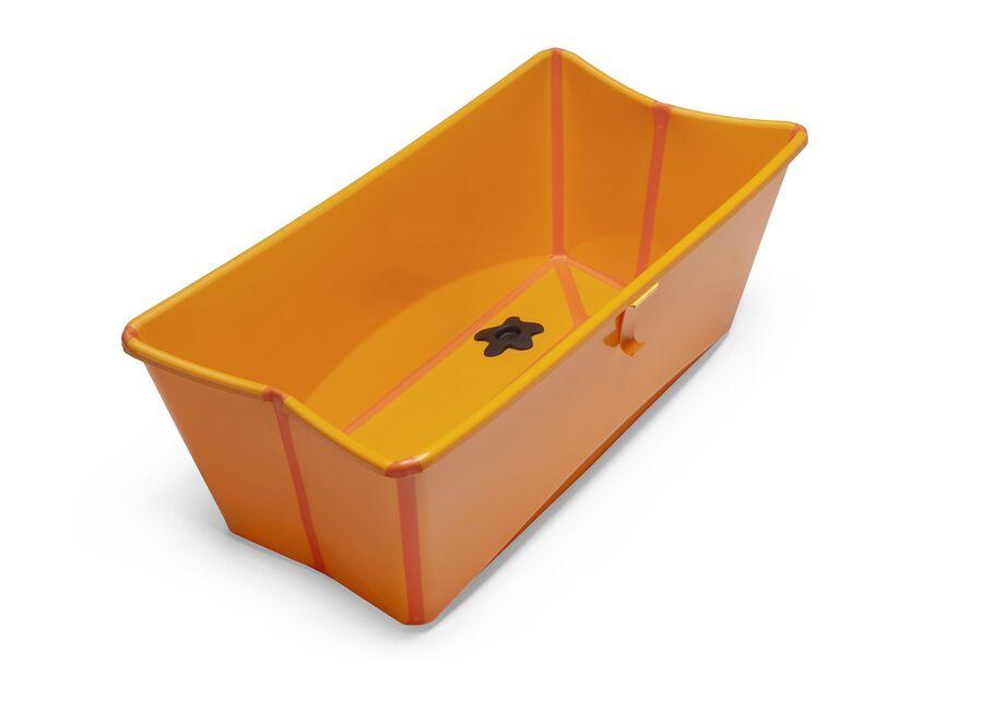 Bath tub, Orange.