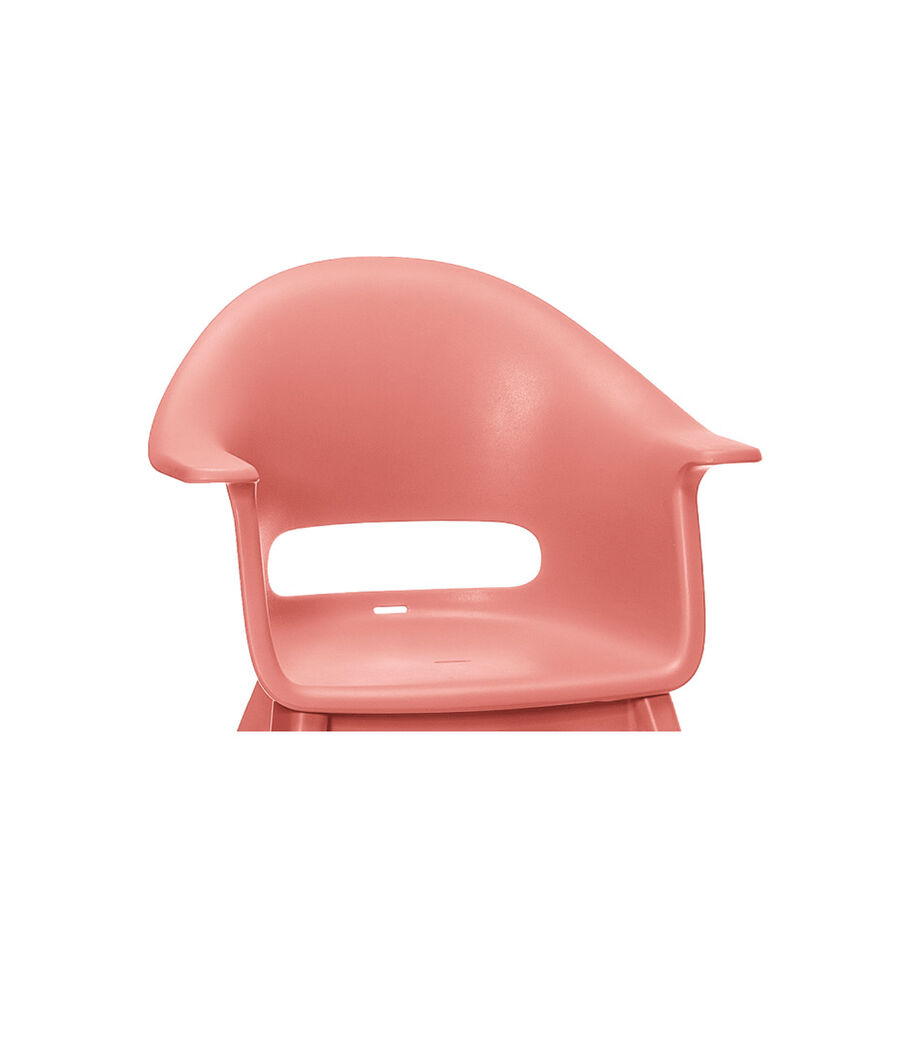 Stokke® Clikk™ Seat in Sunny Coral. Available as Spare part. view 64