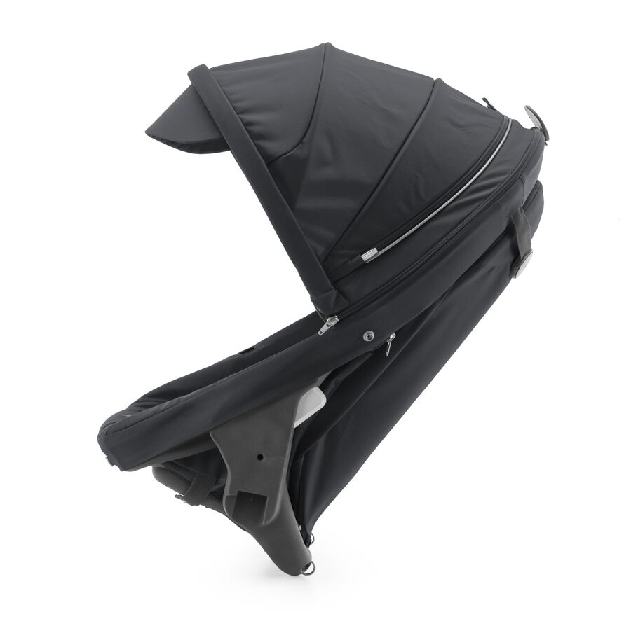 Stokke® Crusi™ Sibling Seat and sparepart seat for Stokke® Scoot™. Dark Navy.