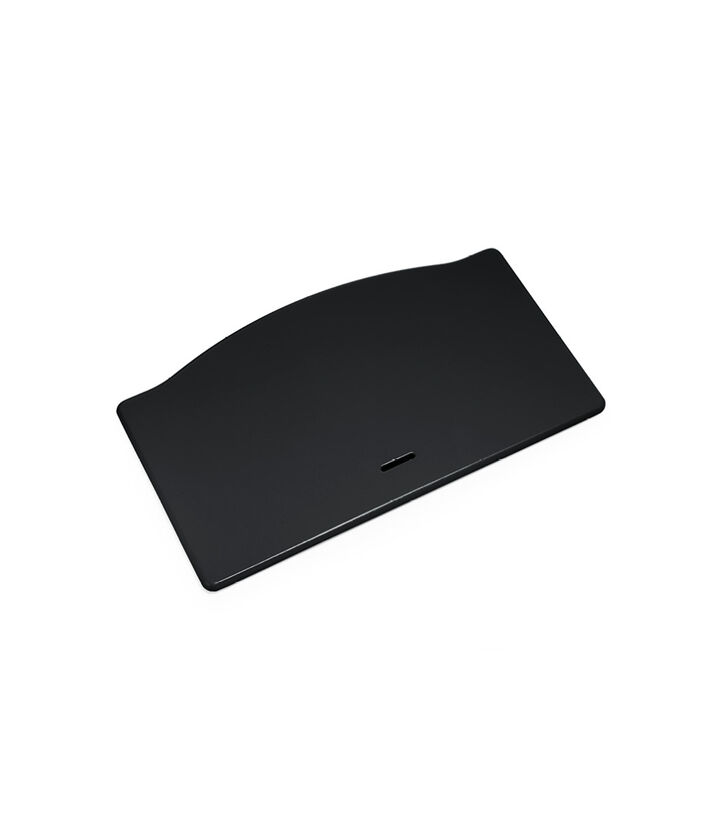 Tripp Trapp® sitteplate, Black, mainview view 1