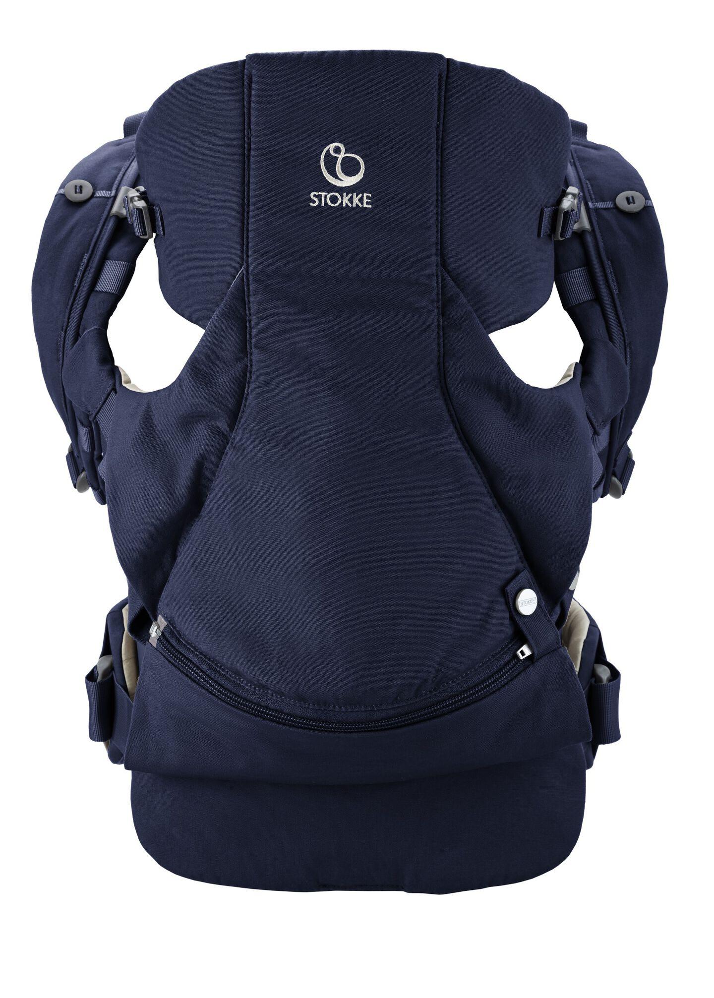 Stokke® MyCarrier™ Front Carrier, Deep Blue.