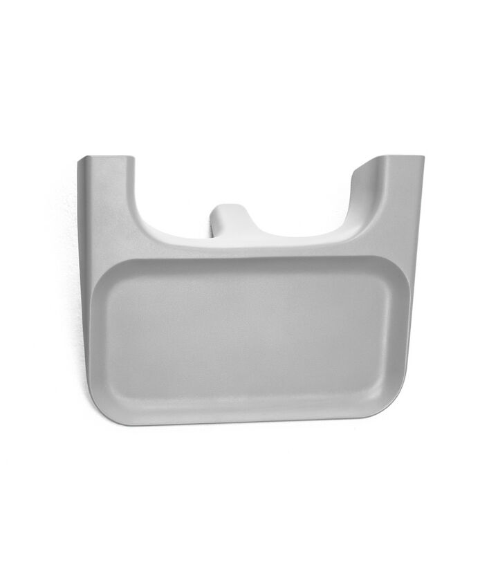 Stokke® Clikk™ Tray in Cloud Grey. Available as Spare part.