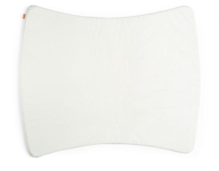Accessories. Mattres Cover, White. view 1