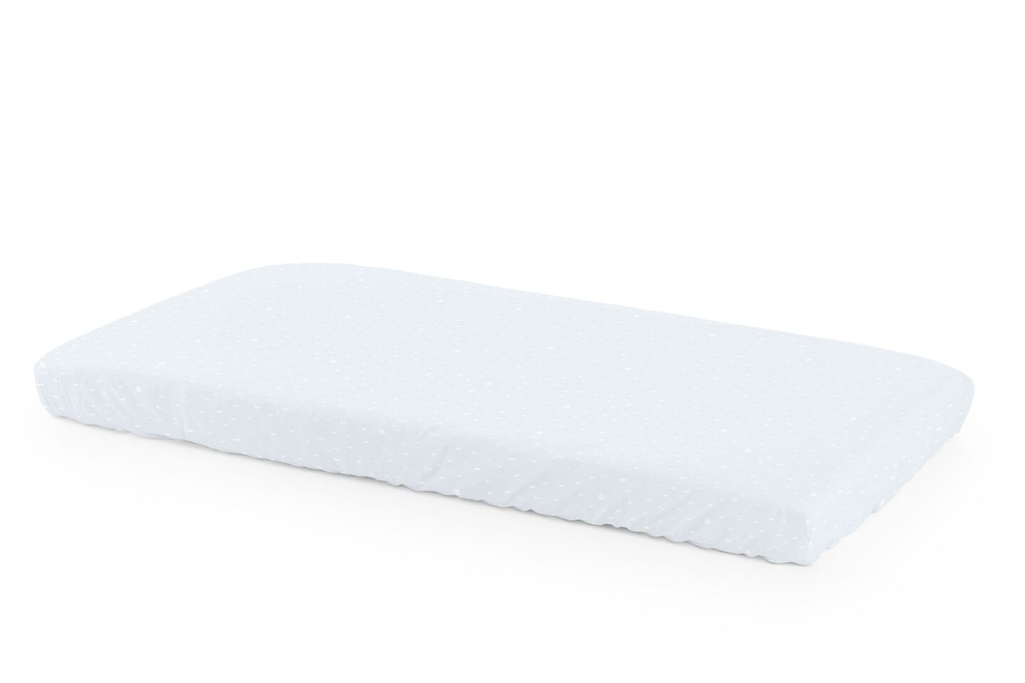 Stokke® Home™ Fitted Sheet. White.