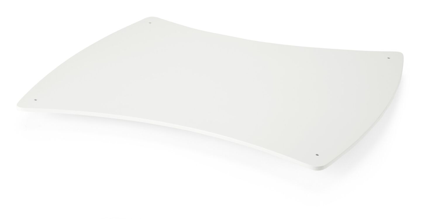Spare part. 164804 Care 09 Shelf lower White.